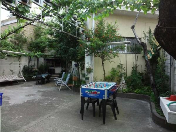 Casa indipendente in vendita a Torino, Madonna Campagna, Con giardino, 90 mq - Foto 19