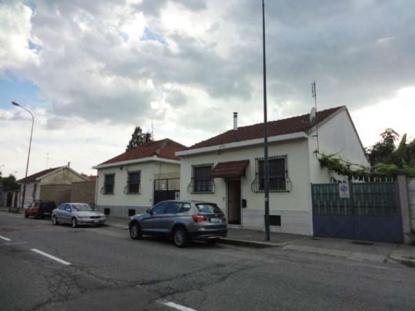 Casa indipendente in vendita a Torino, Madonna Campagna, Con giardino, 90 mq