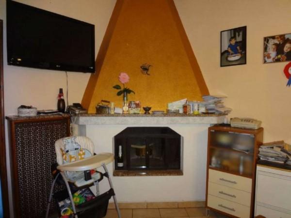 Casa indipendente in vendita a Torino, Madonna Campagna, Con giardino, 90 mq - Foto 12