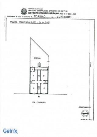 Casa indipendente in vendita a Torino, Madonna Campagna, Con giardino, 90 mq - Foto 2