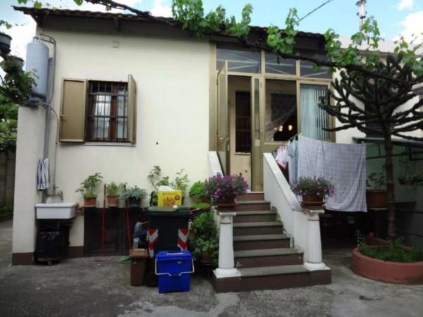 Casa indipendente in vendita a Torino, Madonna Campagna, Con giardino, 90 mq - Foto 17
