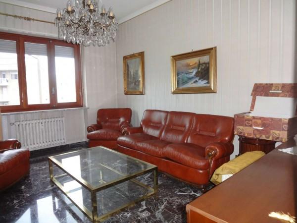 Appartamento in vendita a Torino, Martinetto, Con giardino, 145 mq - Foto 12