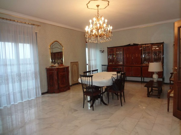 Appartamento in vendita a Torino, Martinetto, Con giardino, 145 mq - Foto 21