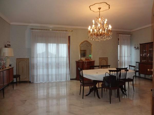 Appartamento in vendita a Torino, Martinetto, Con giardino, 145 mq - Foto 17