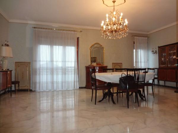Appartamento in vendita a Torino, Martinetto, Con giardino, 145 mq - Foto 19