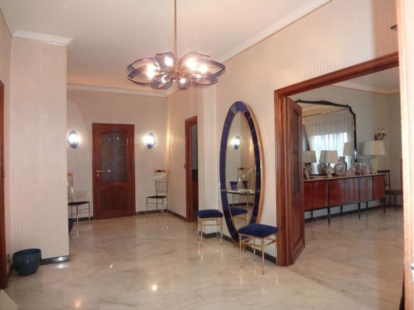 Appartamento in vendita a Torino, Martinetto, Con giardino, 145 mq - Foto 1