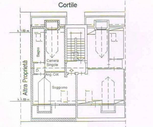 Appartamento in vendita a Torino, Parella, 45 mq - Foto 5