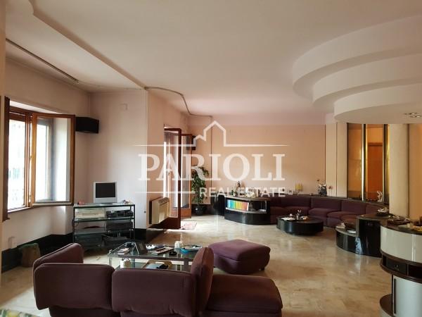 Appartamento in vendita a Roma, Prati, 240 mq - Foto 15