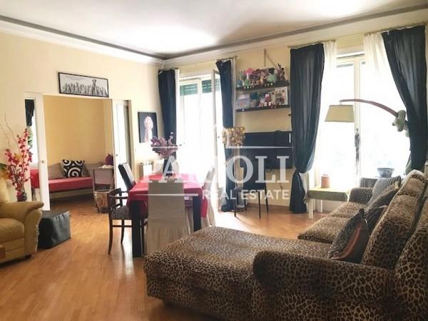Appartamento in vendita a Roma, Parioli, 120 mq