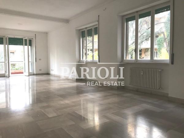 Appartamento in affitto a Roma, Monti Parioli, 160 mq