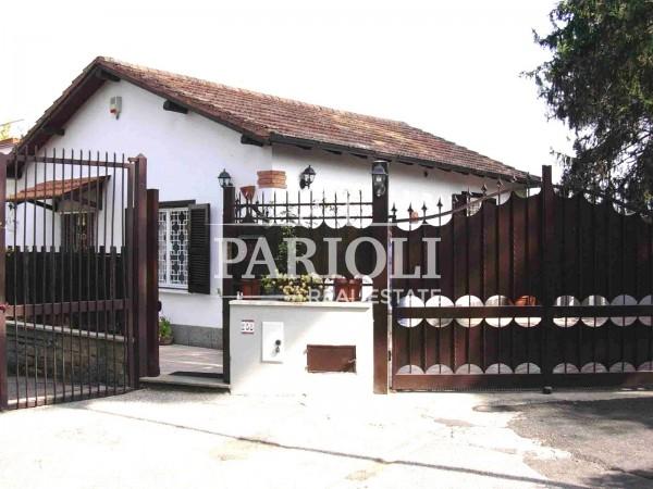 Villetta a schiera in vendita a Grottaferrata, 100 mq