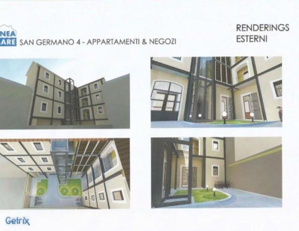 Appartamento in affitto a Torino, Rebaudengo, Con giardino, 45 mq - Foto 16