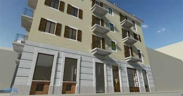 Appartamento in affitto a Torino, Rebaudengo, Con giardino, 45 mq - Foto 14