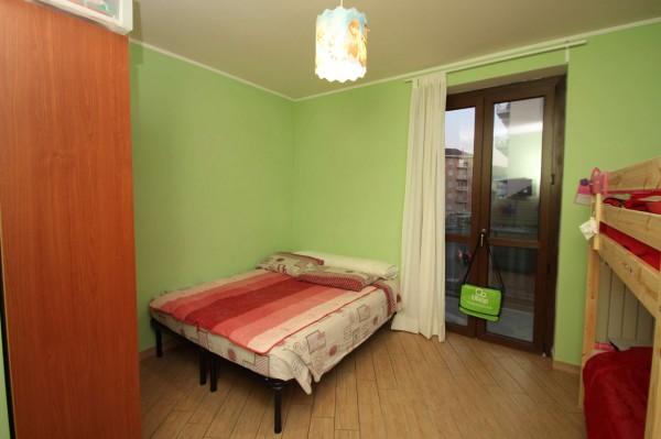 Appartamento in affitto a Torino, Rebaudengo, Con giardino, 45 mq - Foto 10