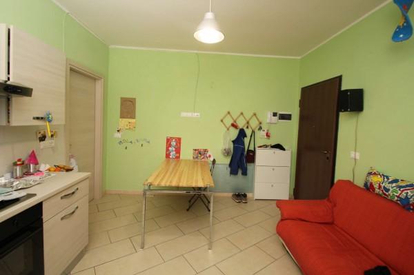 Appartamento in affitto a Torino, Rebaudengo, Con giardino, 45 mq - Foto 13