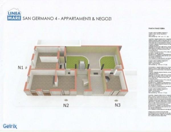 Appartamento in affitto a Torino, Rebaudengo, Con giardino, 45 mq - Foto 17