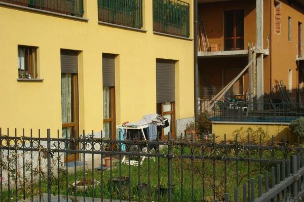Appartamento in vendita a Cesate, Arredato, con giardino, 58 mq - Foto 2