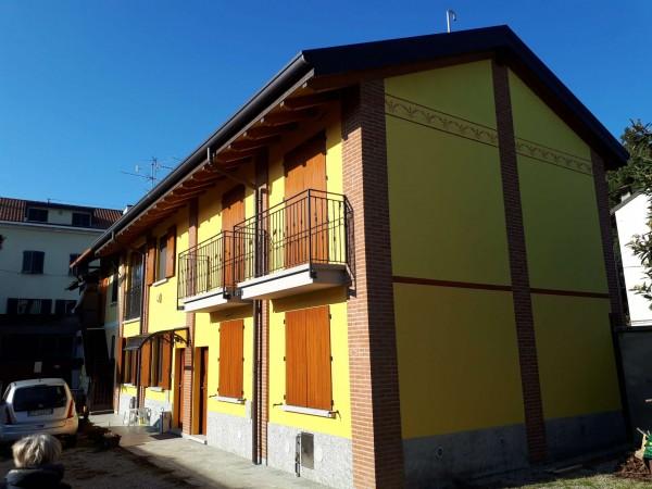 Casa indipendente in vendita a Garbagnate Milanese, Centro, 110 mq - Foto 4