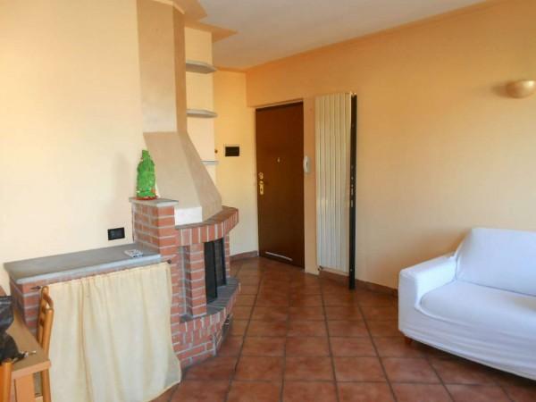 Appartamento in vendita a Capralba, Residenziale, Arredato, con giardino, 89 mq - Foto 12