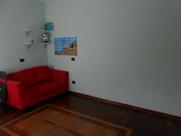Appartamento in vendita a Capralba, Residenziale, Arredato, con giardino, 89 mq - Foto 5