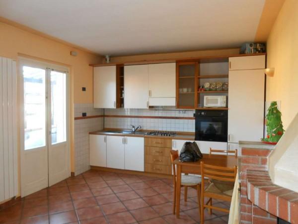Appartamento in vendita a Capralba, Residenziale, Arredato, con giardino, 89 mq