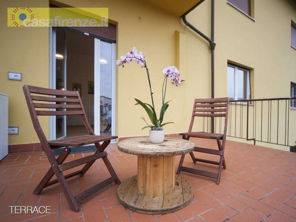Appartamento in affitto a Firenze, Arredato, 96 mq - Foto 39