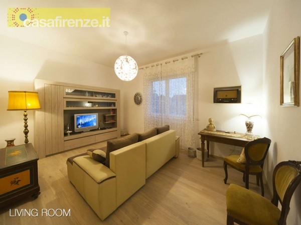 Appartamento in affitto a Firenze, Arredato, 96 mq