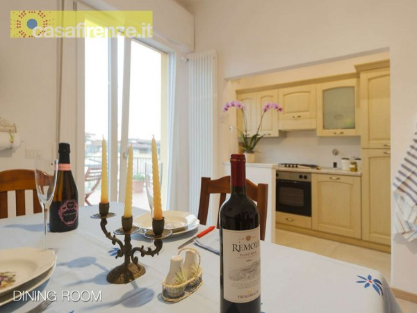 Appartamento in affitto a Firenze, Arredato, 96 mq - Foto 26
