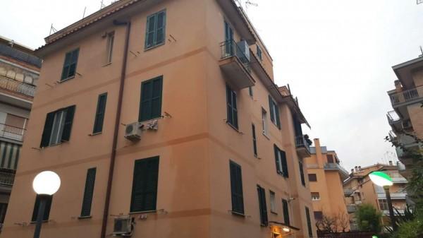 Appartamento in vendita a Roma, Monte Mario, Con giardino, 45 mq