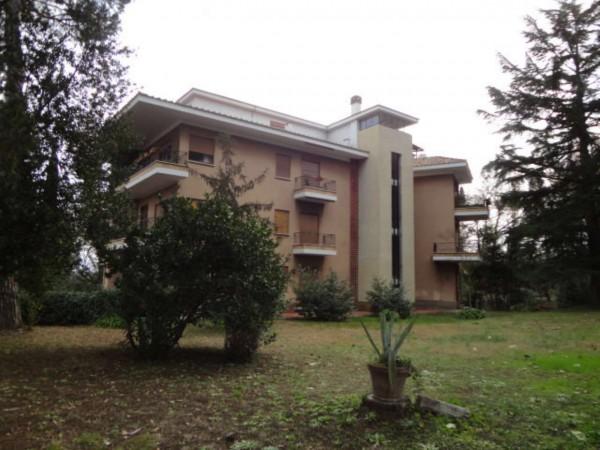 Appartamento in vendita a Roma, Riserva Naturale Di Decima, Con giardino, 220 mq - Foto 12