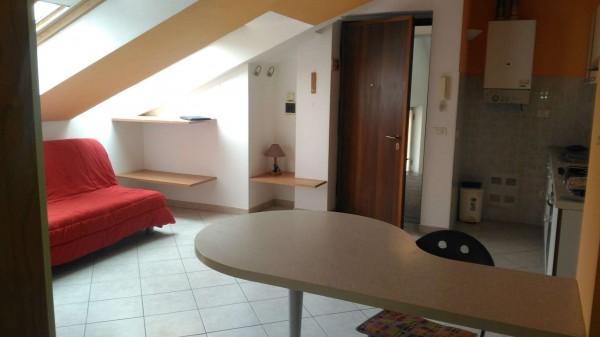 Appartamento in affitto a Alessandria, Centro, Arredato, 40 mq