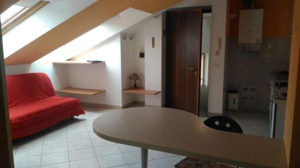 Appartamento in affitto a Alessandria, Centro, Arredato, 40 mq - Foto 5