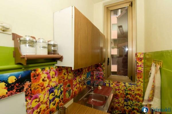 Appartamento in vendita a Milano, M5 San Siro Stadio, Con giardino, 100 mq - Foto 25