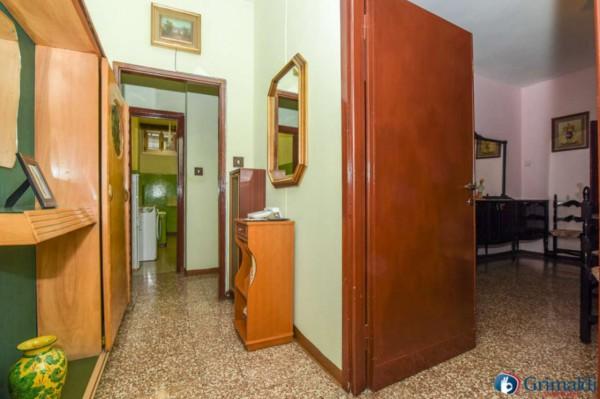 Appartamento in vendita a Milano, M5 San Siro Stadio, Con giardino, 100 mq - Foto 29