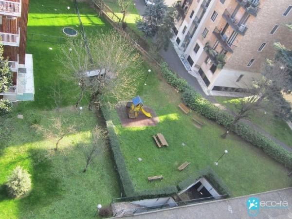 Appartamento in vendita a Milano, San Gimignano, Con giardino, 170 mq - Foto 3