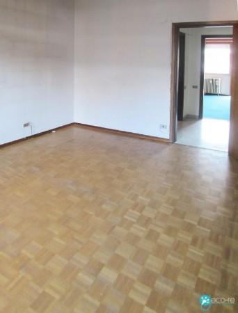Appartamento in vendita a Milano, San Gimignano, Con giardino, 170 mq - Foto 9