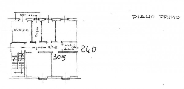 Appartamento in vendita a Firenze, Careggi, 100 mq - Foto 2