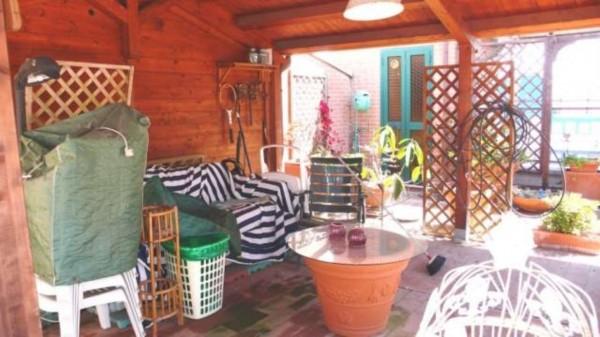 Appartamento in vendita a Roma, Vallerano, 100 mq