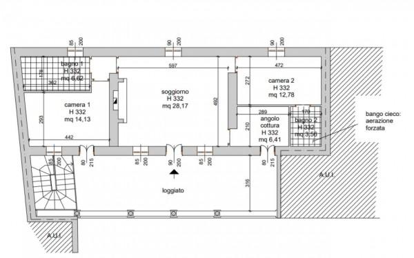 Appartamento in affitto a Besnate, 90 mq - Foto 14