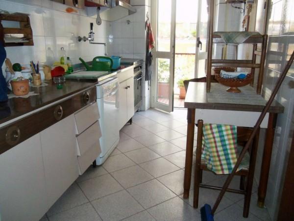 Appartamento in vendita a Roma, Monteverde Nuovo, Con giardino, 110 mq - Foto 19