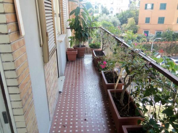 Appartamento in vendita a Roma, Monteverde Nuovo, Con giardino, 110 mq - Foto 4