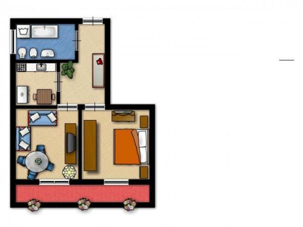 Appartamento in vendita a Senago, 64 mq - Foto 13