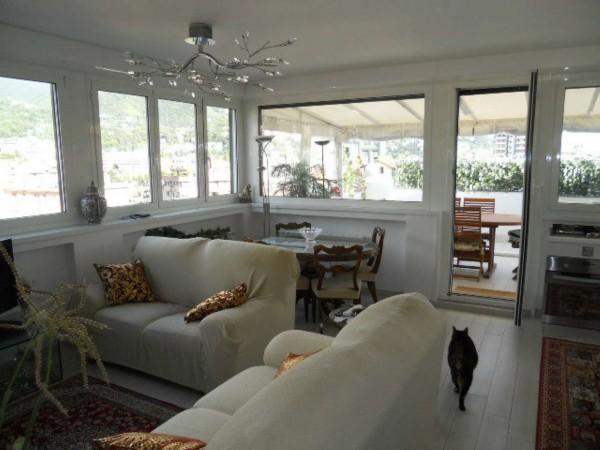 Appartamento in vendita a Rapallo, Centro Città, 110 mq - Foto 13
