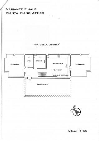 Appartamento in vendita a Rapallo, Centro Città, 110 mq - Foto 3