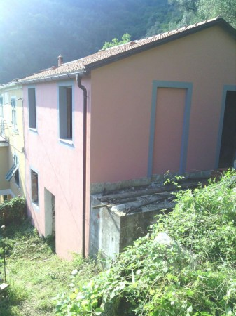 Rustico/Casale in vendita a Rapallo, Savagna, Con giardino, 90 mq - Foto 6