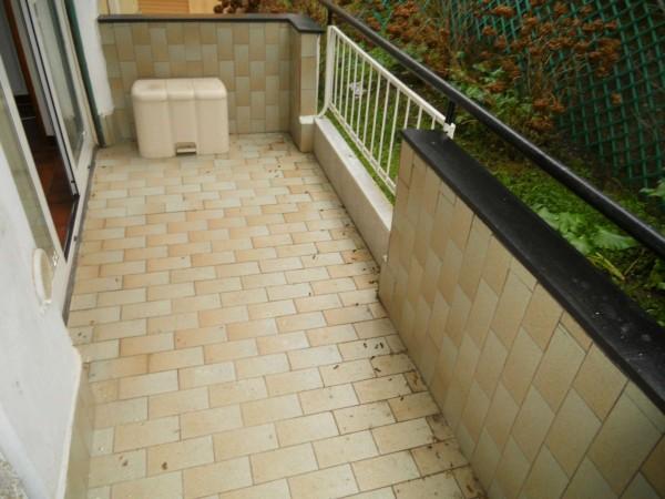 Appartamento in vendita a Rapallo, Costaguta, Arredato, 65 mq - Foto 8
