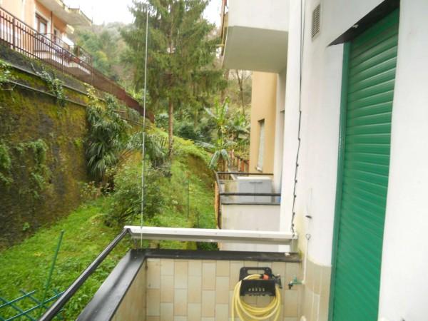 Appartamento in vendita a Rapallo, Costaguta, Arredato, 65 mq - Foto 10