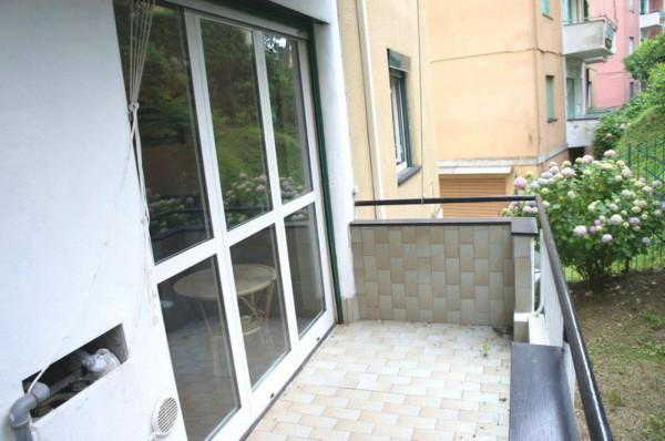 Appartamento in vendita a Rapallo, Costaguta, Arredato, 65 mq - Foto 9