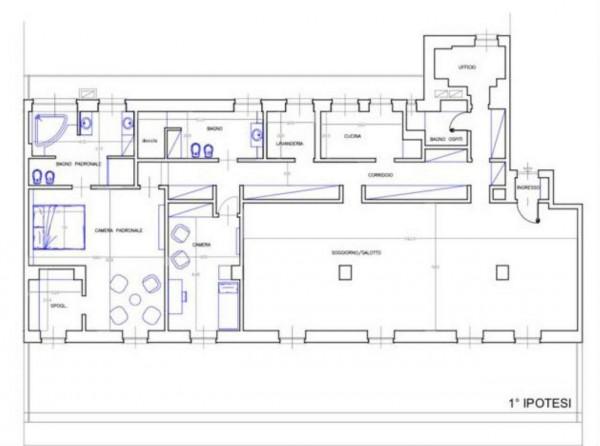Appartamento in vendita a Torino, Piazza San Carlo, 315 mq - Foto 3