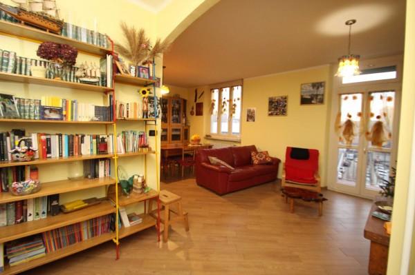 Appartamento in vendita a Torino, Rebaudengo, 100 mq